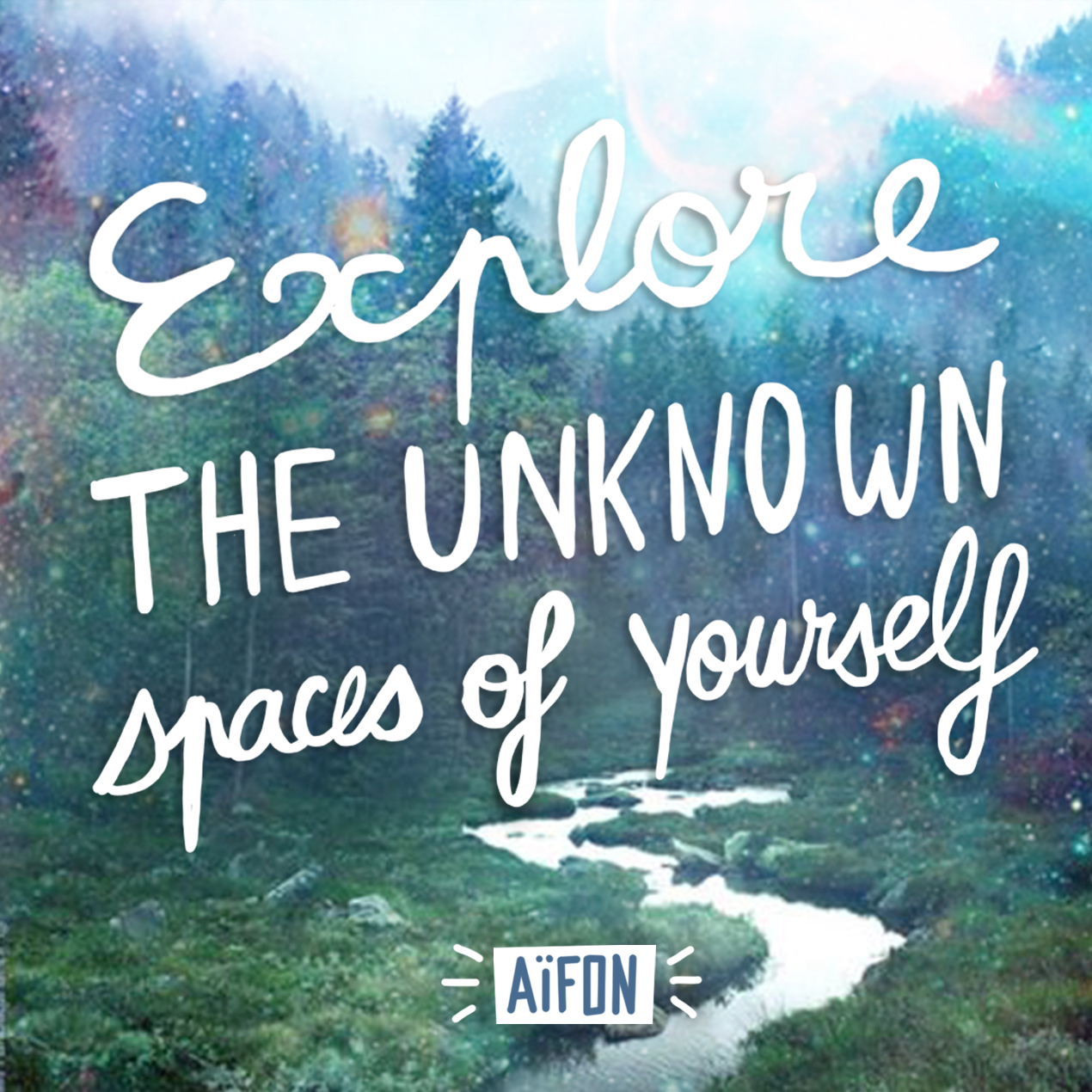 explore the unknown