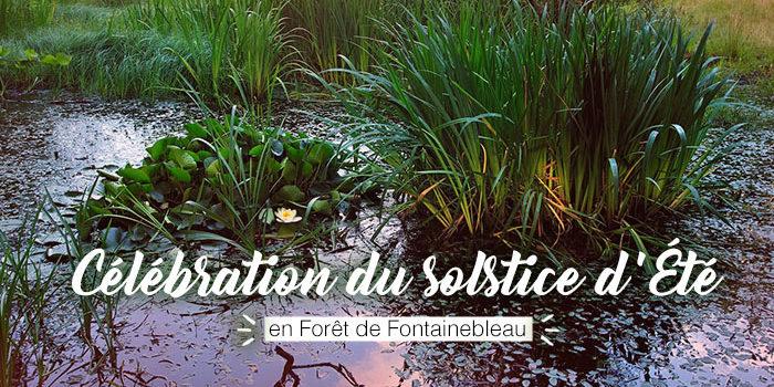 21/06/18 CÉLÉBRATION DU SOLSTICE D'ÉTÉ