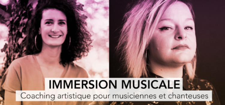 IMMERSION MUSICALE